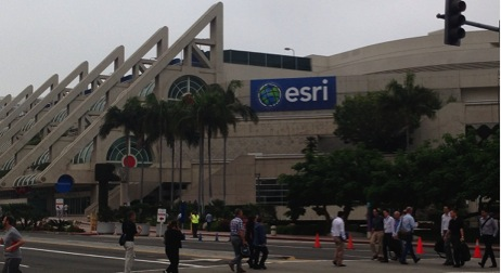 Transforming risk management and our world through maps: Thoughts from Esri's user conference