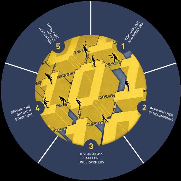 risk data management graphic
