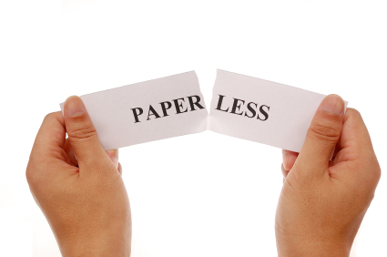 If paperless is so great, why isn't all claims administration paper-free?