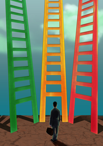 Climbing the organizational ladder with your risk management system