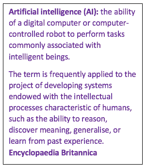 AI definition
