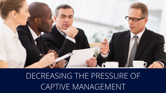 The Benefits Of Captive Reporting And Data Management Technology