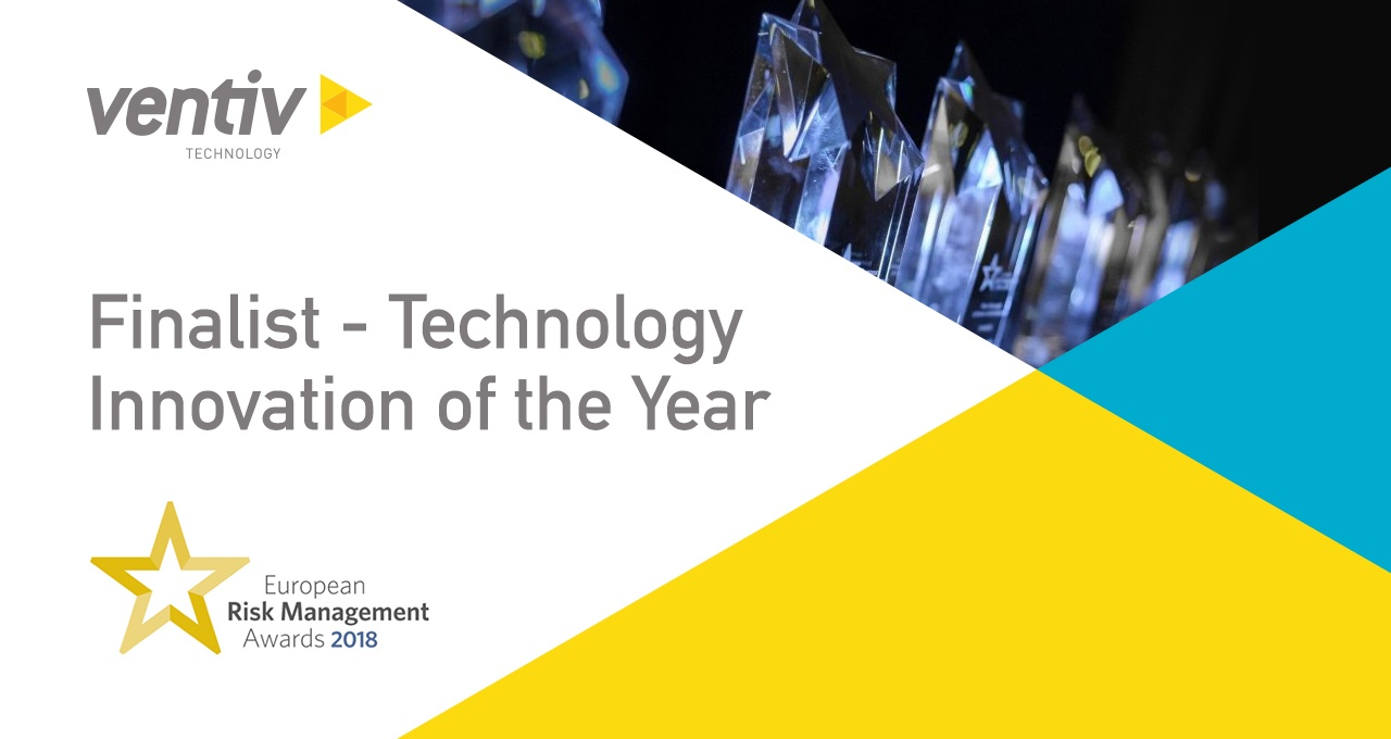 Ventiv shortlisted for Technology Innovation of the Year Award