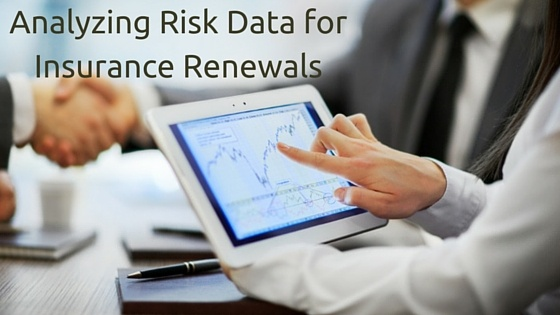 Analyzing Risk Data for Insurance Renewals