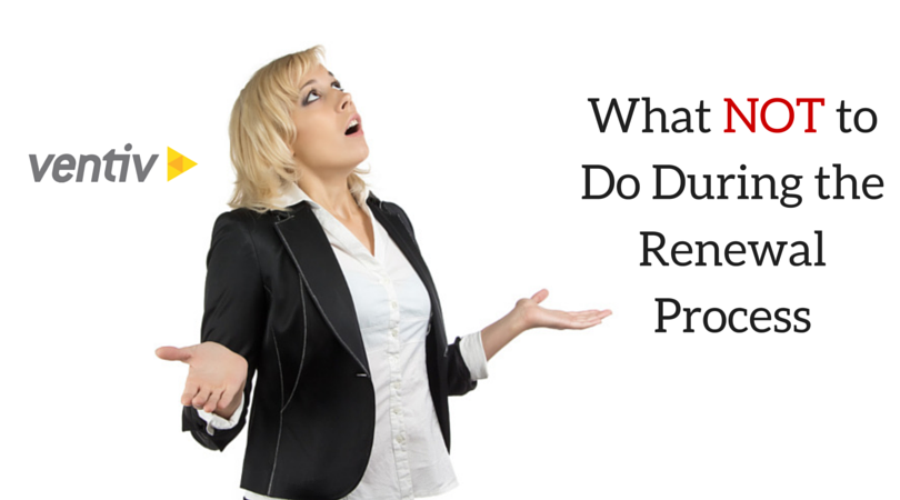 What Not to Do During the Insurance Renewal Process