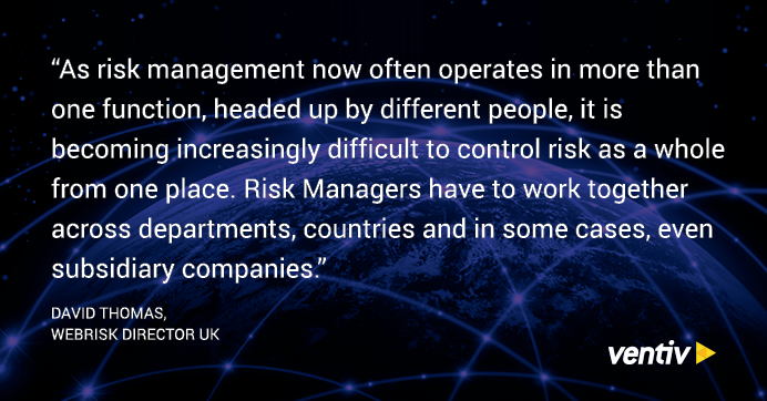 What does the future hold for Risk Managers?