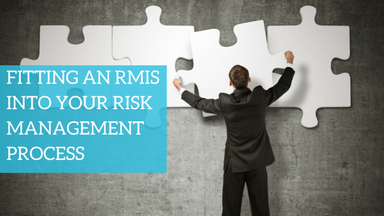 How an RMIS Fits into a Company's Risk Management Process